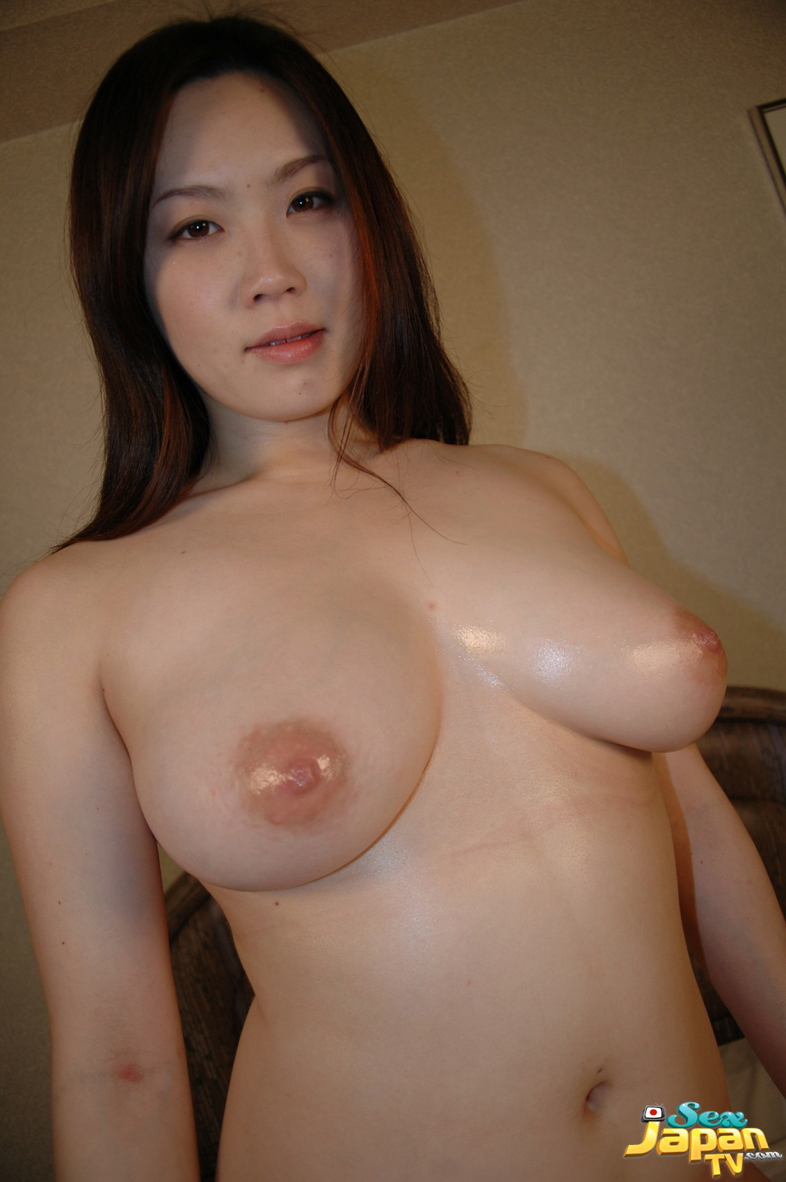 Hairy asian big tits
