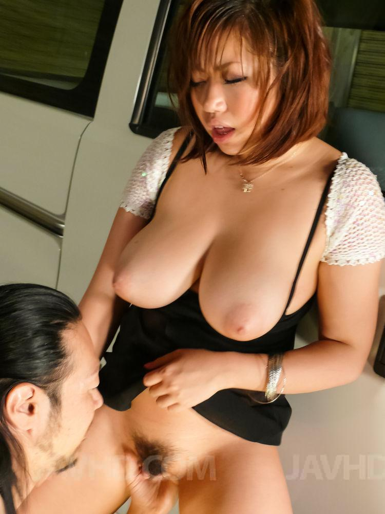 Breast naked japanes