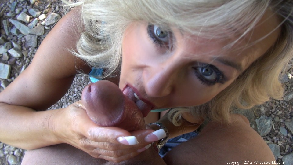 Mature old sex woman